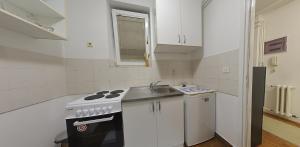 Strahinjca Bana 1, Апартаменты  Белград - big - 2