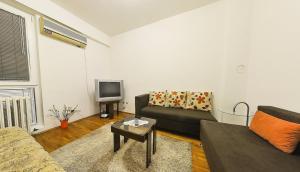 Strahinjca Bana 1, Апартаменты  Белград - big - 6