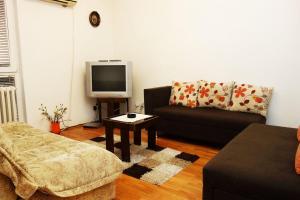 Strahinjca Bana 1, Апартаменты  Белград - big - 1