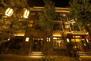 Siji Ruchun Boutique Guesthouse, Pensionen  Lijiang - big - 41