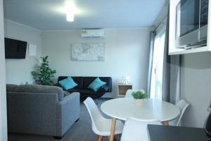 Rose Apartments Unit 2 Central Rotorua- Accommodation & Spa, Апартаменты  Роторуа - big - 10