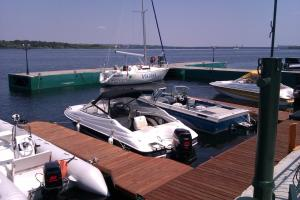Maxim Marine Yacht Club Hotel, Hotels  Nova Kakhovka - big - 34