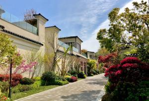 Pinxia Apartment, Appartamenti  Zhoushan - big - 34