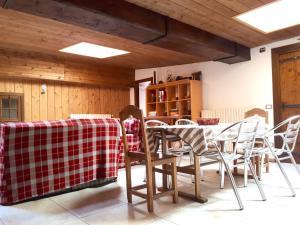 Chez Soi Taverna Alloggio A Courmayeur - Apartment