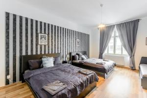 Belohorska Apartment, Appartamenti  Praga - big - 3