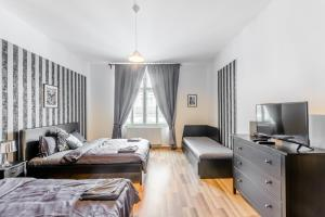 Belohorska Apartment, Appartamenti  Praga - big - 10