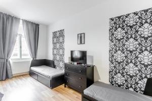 Belohorska Apartment, Appartamenti  Praga - big - 6