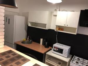 Studio Apartment, Appartamenti  Odessa - big - 7