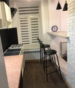 Studio Apartment, Appartamenti  Odessa - big - 6