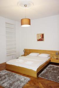 Apartment Vracar 1, Apartmány  Belehrad - big - 5