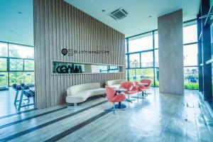 Sky Loft Bukit Indah Homestay, Ferienwohnungen  Johor Bahru - big - 82