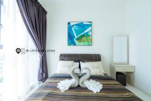 Sky Loft Bukit Indah Homestay, Ferienwohnungen  Johor Bahru - big - 86