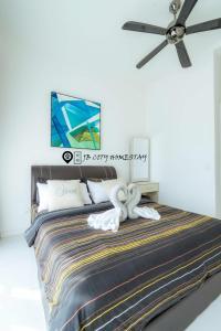 Sky Loft Bukit Indah Homestay, Ferienwohnungen  Johor Bahru - big - 87