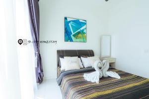Sky Loft Bukit Indah Homestay, Ferienwohnungen  Johor Bahru - big - 88