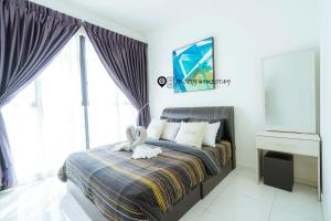 Sky Loft Bukit Indah Homestay, Ferienwohnungen  Johor Bahru - big - 90