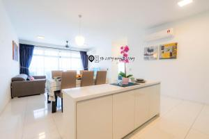 Sky Loft Bukit Indah Homestay, Ferienwohnungen  Johor Bahru - big - 91