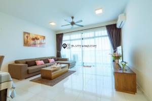 Sky Loft Bukit Indah Homestay, Ferienwohnungen  Johor Bahru - big - 101