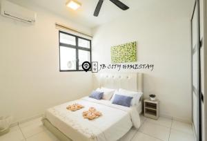 Sky Loft Bukit Indah Homestay, Ferienwohnungen  Johor Bahru - big - 103
