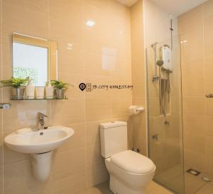 Sky Loft Bukit Indah Homestay, Ferienwohnungen  Johor Bahru - big - 108