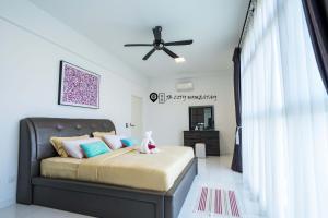 Sky Loft Bukit Indah Homestay, Ferienwohnungen  Johor Bahru - big - 113