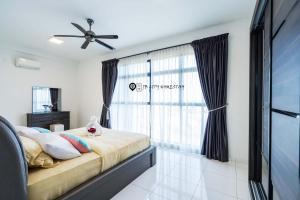 Sky Loft Bukit Indah Homestay, Ferienwohnungen  Johor Bahru - big - 114