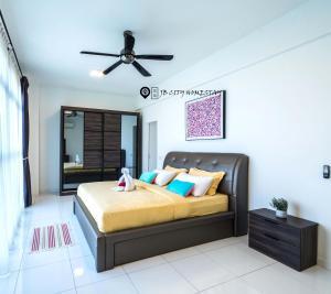Sky Loft Bukit Indah Homestay, Ferienwohnungen  Johor Bahru - big - 117