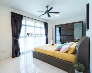 Sky Loft Bukit Indah Homestay, Ferienwohnungen  Johor Bahru - big - 118