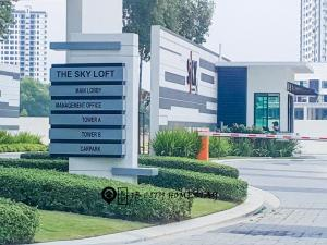 Sky Loft Bukit Indah Homestay, Ferienwohnungen  Johor Bahru - big - 143