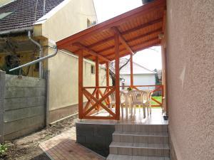Liliom Apartman, Appartamenti  Gyula - big - 21
