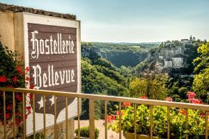 Hostellerie Bellevue, Szállodák  Rocamadour - big - 30
