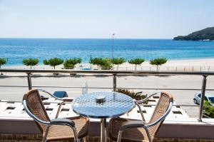 Dhima Hotel, Hotels  Himare - big - 11