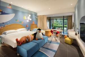 Hilton Sanya Yalong Bay Resort & Spa, Resorts  Sanya - big - 37