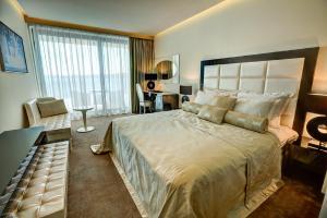 Luxury Hotel Amabilis, Отели  Сельце - big - 9