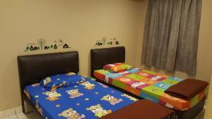 Malacca Homestay Apartment, Apartmány  Melaka - big - 22