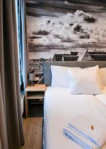 City2Beach Hotel, Hotely  Vlissingen - big - 8