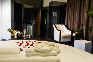 Luxury Hotel Amabilis, Отели  Сельце - big - 33