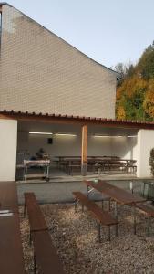 Sporthotel Fränkische Schweiz, Szállodák  Streitberg - big - 22