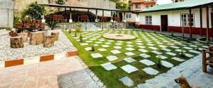 Earthkind Cottages, Мини-гостиницы  Bālāju - big - 37