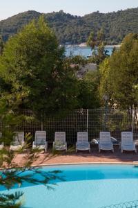 Résidence Lisa Maria, Villaggi turistici  Favone - big - 43