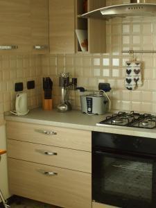 appartamento greta, Apartmány  La Spezia - big - 16