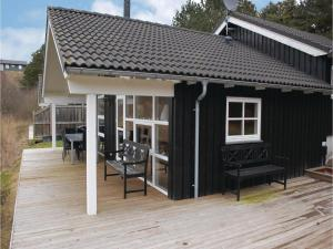 Holiday home Capellavej IV, Ferienhäuser  Ørby - big - 12