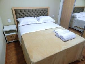 Residenciais Lovatto Gramado, Apartments  Gramado - big - 7