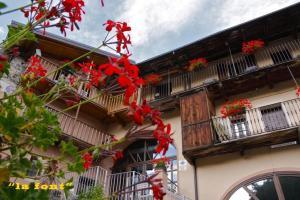 Hotel Ristorante La Font, Hotel  Castelmagno - big - 23