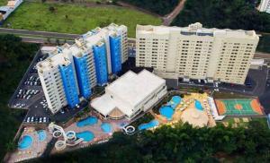 Golden Dolphin Grand Hotel, Hotely  Caldas Novas - big - 14