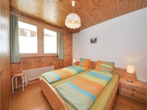 Saashorn, Ferienwohnungen  Oberwald - big - 6