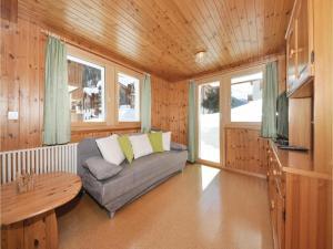 Saashorn, Ferienwohnungen  Oberwald - big - 8