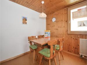 Saashorn, Ferienwohnungen  Oberwald - big - 9