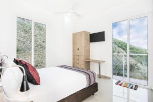 Apartamento Terrazas Tayrona, Appartamenti  Santa Marta - big - 65