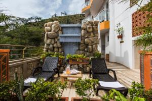 Apartamento Terrazas Tayrona, Appartamenti  Santa Marta - big - 74