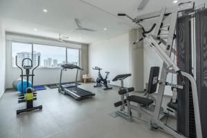 Apartamento Terrazas Tayrona, Appartamenti  Santa Marta - big - 71
